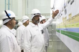 Делегация из США посетила АЭС