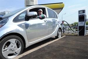 Калужская область пересядет на электромобили